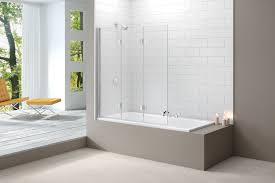 Bathtub Panel by Mb9 3 Panel Folding Bathscreen U2022 Merlyn Showering