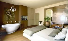 baignoire dans chambre modern une baignoire dans la chambre a coucher d coration cour arri