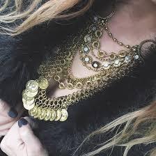 big statement gold necklace images Jewels gold necklace necklace statement necklace big necklace jpg