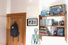 halloween wall covers the house of marrow
