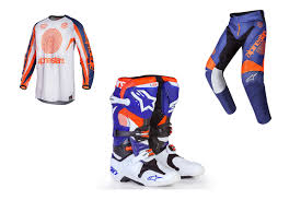 alpinestars motocross gear enduro21 product u2014 alpinestars indianapolis gear set