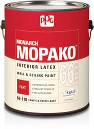 monarch mopako interior flat latex