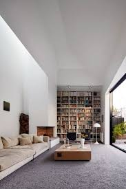 Wall Interior Design by Best 25 Modern House Interior Design Ideas On Pinterest Modern