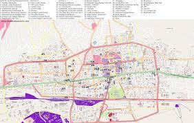 Iu Map City Maps Ulan Bator