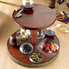Umbrella Table Lazy Susan by