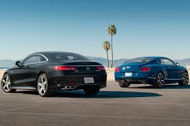 old bentley continental 2015 bentley continental gt v8 s vs 2015 mercedes s 63 amg coupé