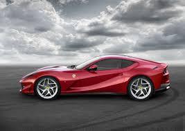 800 hp ferrari 812 superfast packs new 6 5l v12 first electric