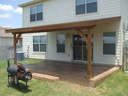 Outdoor Patio Extensions Creative Outdoor Patio Roofs About Interior Designing Home Ideas