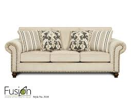 Rowe Abbott Sofa Kagan U0027s Home Fusion 3110 Fairly Sand Sofa Sleeper