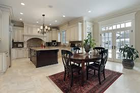 Luxury Kitchen Furniture Luxury Kitchen With Open Living Space The Best Design For Your Home