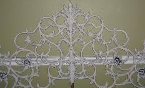 white wrought iron headboard bed designs also ideas interalle com