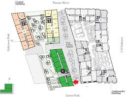 Clarence House Floor Plan Embassy Gardens Development Nine Elms London Sw8