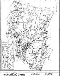 Property Line Map Property Maps Of Woolwich Maine