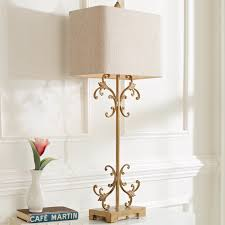 French Country Table by Scrolled French Country Table Lamp Shades Of Light