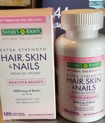 being free pre review nature u0027s bounty hair skin u0026 nails