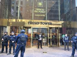 Trump Tower Residence Inside Out Trump Tower On Election Day Still Open To The Public
