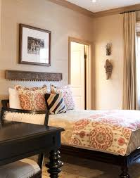Eclectic Bedroom Design Eclectic Bedroom Decor With White Desk Clocks Byrneseyeview Com