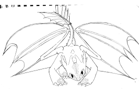 100 ideas coloring pages of how to train your dragon on