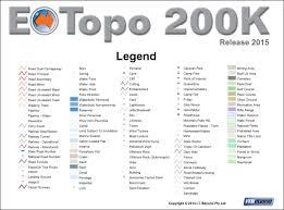 Map Legend Symbols Eotopo 200k Exploroz Digital Map Files Exploroz Shop