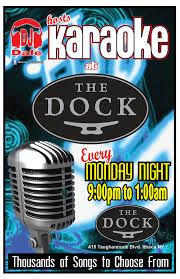 upcoming events the dock