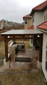 Large Paver Patio Design With Grill Station Bar Plan No by Gorgeous Grill Island Http Www Paradiserestored Com Landscaping