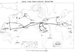 Navy Map Program Navy Radio Circuits Traffic Handling And Messages