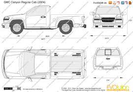 lexus is300 drawing the blueprints com vector drawing gmc canyon regular cab
