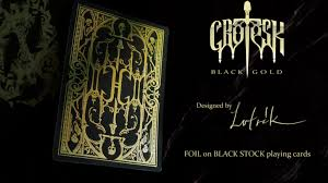 grotesk macabre black gold edition by half moon productions