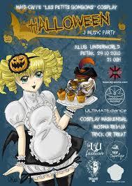 astonishing posters for celebrating halloween dzinepress