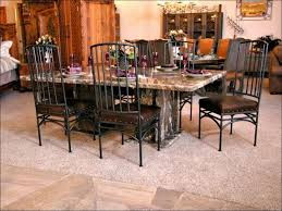 Kitchen  Stone Top Dining Table Set Stone Top Dining Room Table - Granite top dining room tables