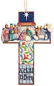 jim shore heartwood creek cross nativity