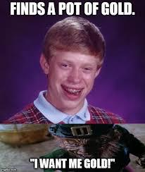 Pot Memes - bad luck brian meme imgflip