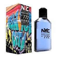 Parfum Nyc nu parfums nyc parfum heritage n盧 772 soho edition