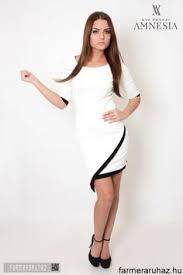 amnesia ruha félá amnesia aszimmetrikus ruha ruhák overallok női