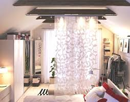 Ceiling Track Curtains Divider Astounding Curtain Room Dividers Ikea Captivating