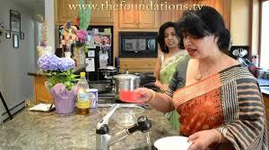 Manjula Kitchen Urad Dal And Potatoes With Poppy Seeds From Ruma U0027s Kitchen Youtube