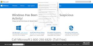 Windows Help Desk Phone Number Tech Support Scams Windows Defender Security Intelligence
