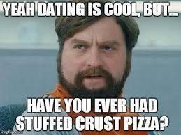Funny Meme Photos - stuffed crust pizza funniest meme