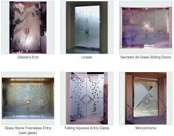 sliding glass door weather seal frameless doors sans soucie art glass