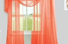 Coral Sheer Curtains Curtain Ideas Archives Page 3 Of 5 Eyelet Curtain