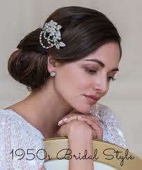 1950s hair accessories vintage wedding accessories glitzy secrets