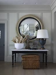 Entrance Tables And Mirrors Decorative Mirrors For Walls Foyer With Mirror Foyer Tables