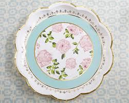paper plates tea party paper plates teatime party supplies