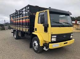 Excepcional Ford Cargo 1215 Boiadeiro - R$ 55.000 em Mercado Libre #QE02