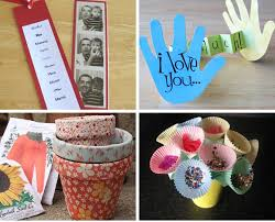 homemade mothers day gifts 16 gifts kids can make for mom with a little help from dad