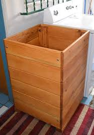 Bathroom Cabinet With Built In Laundry Hamper Dirty Clothes Hamper Tags Bathroom Cabinet With Built In Laundry