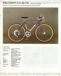 peugeot sport bike peugeot 1974 usa brochure