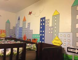 custom wall murals archives kids murals by dana scottsdale planes trains and automobiles 3d street signs wall mural