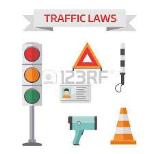 Traffic Light Clipart 927 Set Of Traffic Lights Stock Vector Illustration And Royalty