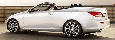lexus is 250 convertible 2011 lexus is 250 c 2 door 4 seat hardtop convertible priced